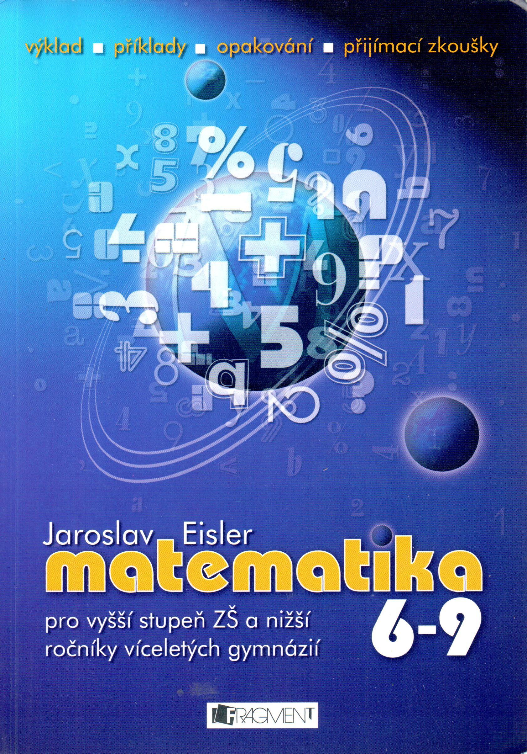 Matematika 6–9 pro vyšší stupeň ZŠ a nižší ročníky víceletých gymnázíí - Náhled učebnice