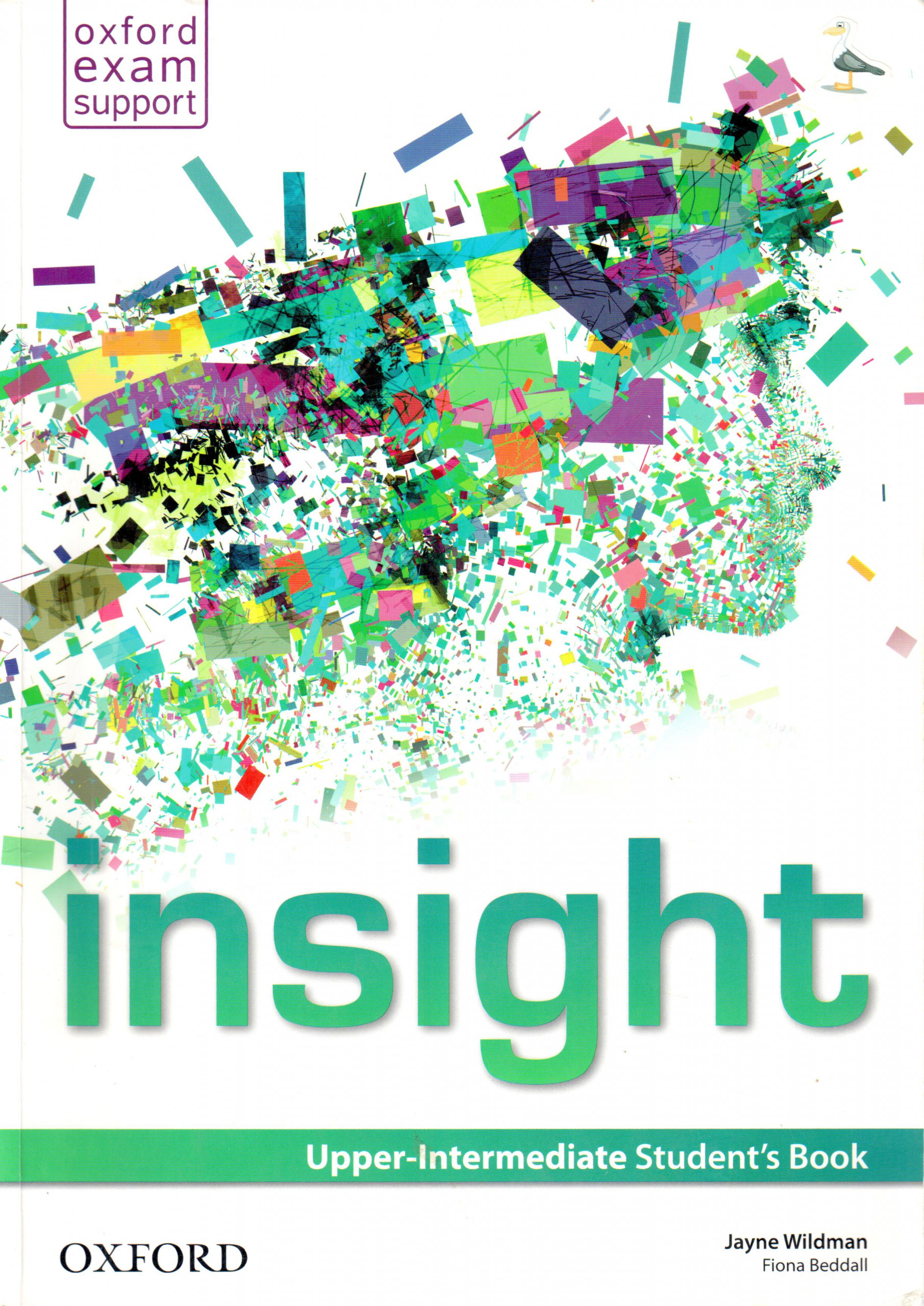 Insight: Upper-intermediate Student's Book - Náhled učebnice