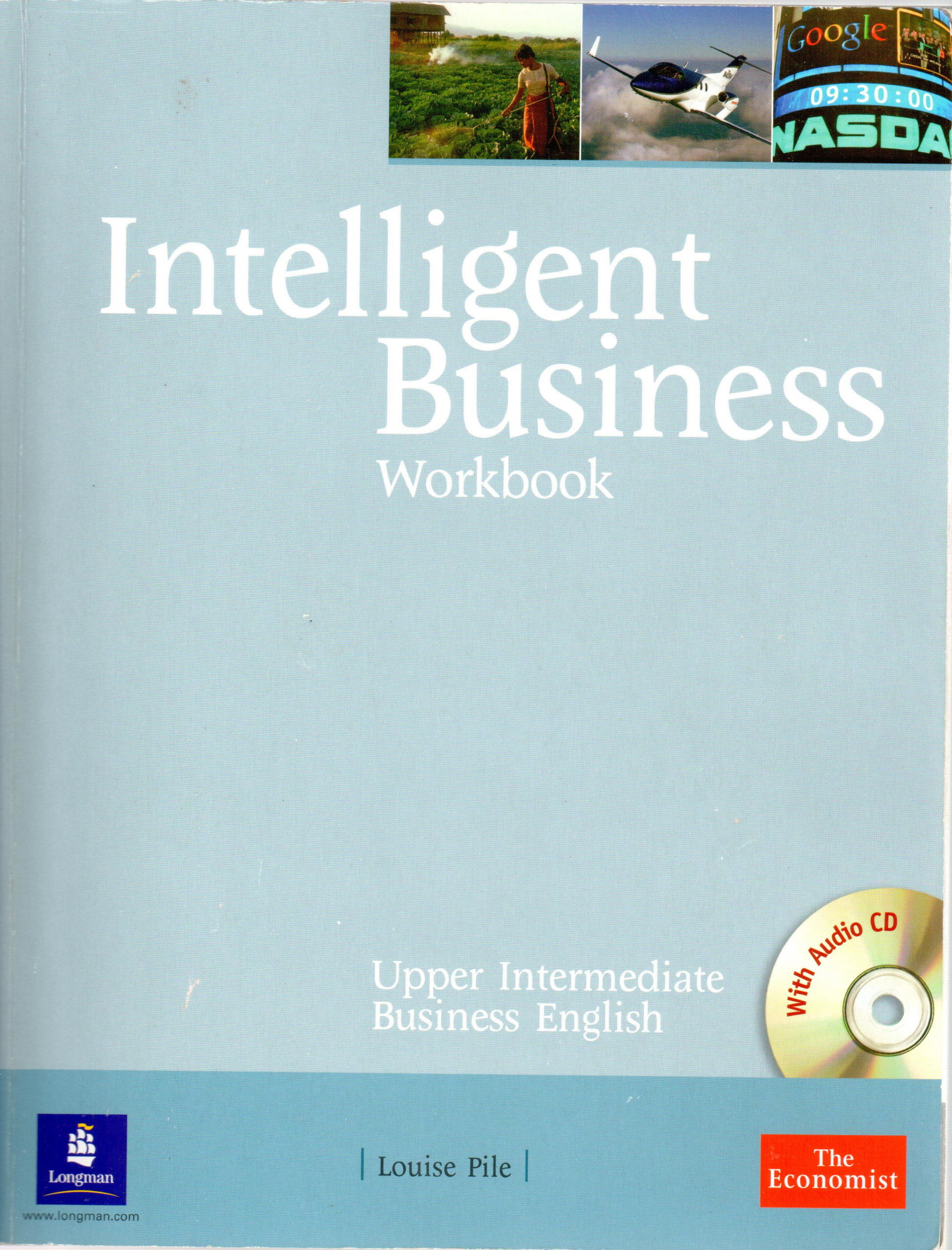 Intelligent Business Workbook, Upper Intermediate Business English - Náhled učebnice