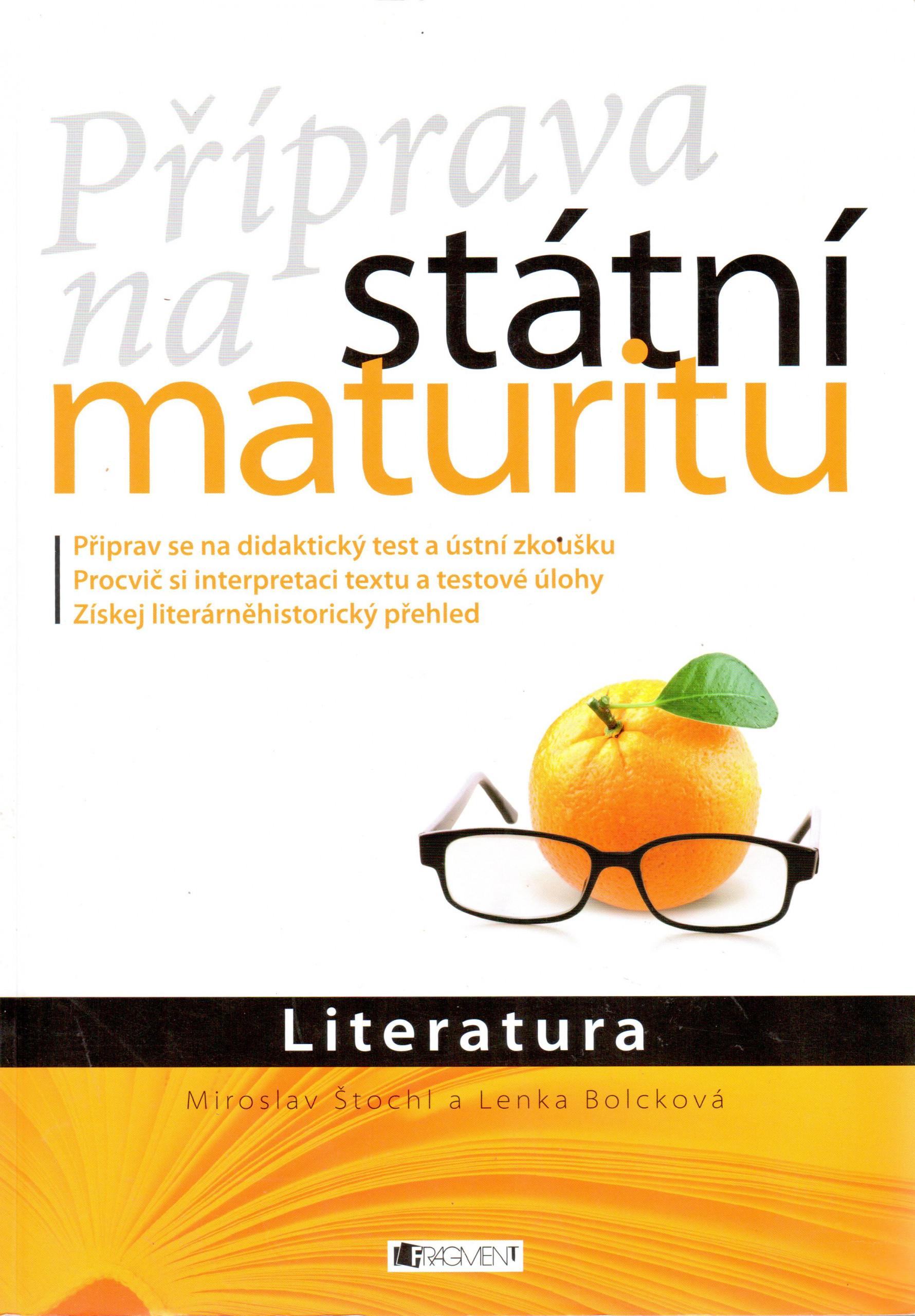 Příprava na státní maturitu: Literatura - Náhled učebnice