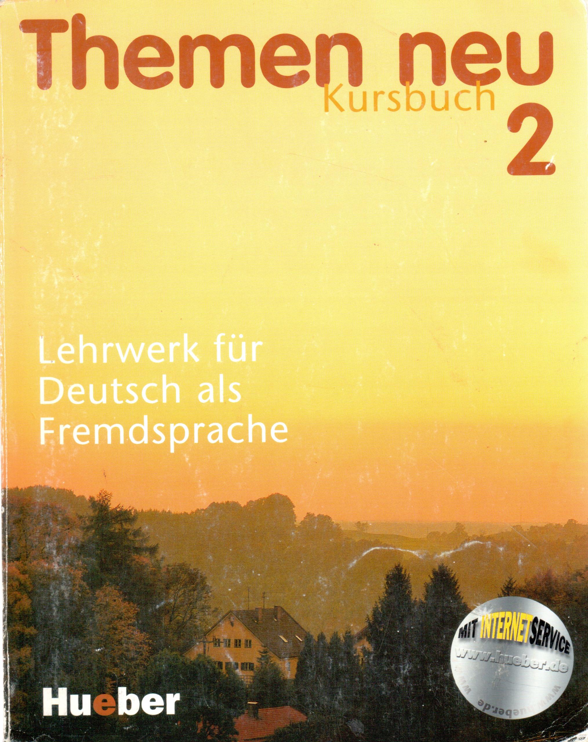 Themen Neu 2: Kursbuch - Náhled učebnice