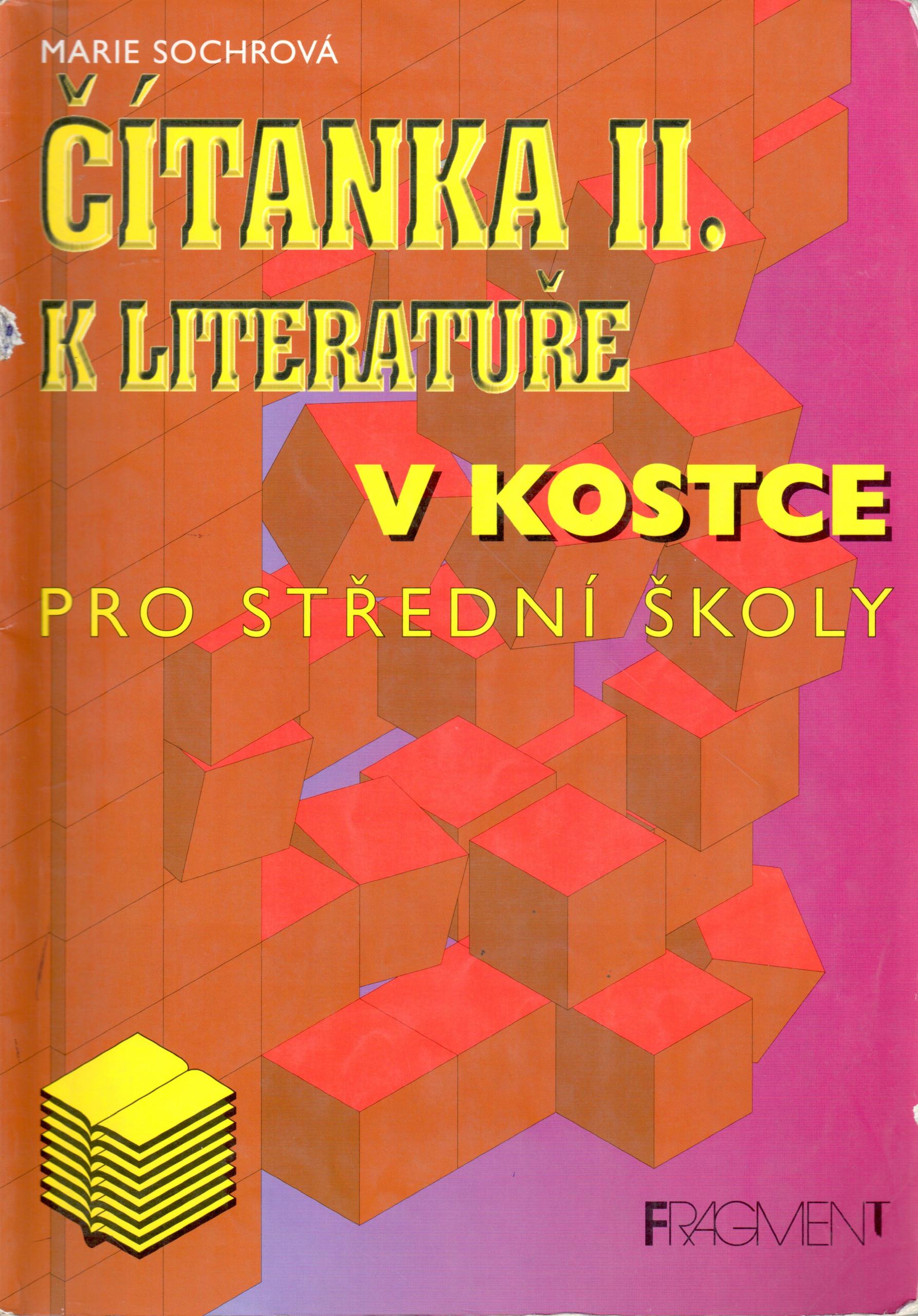 Čítanka k Literatuře v kostce II. pro střední školy - Náhled učebnice