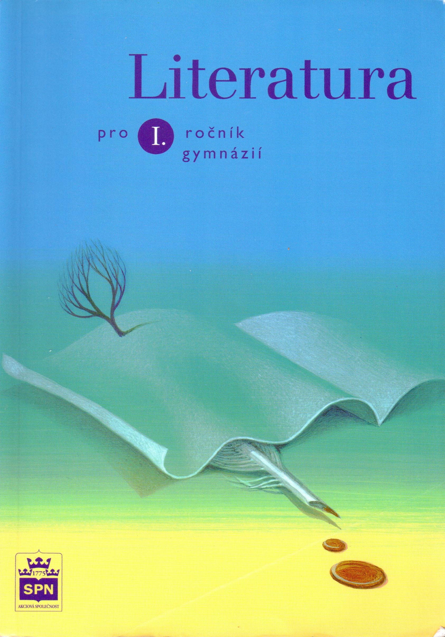 Literatura pro I. ročník gymnázií - Náhled učebnice