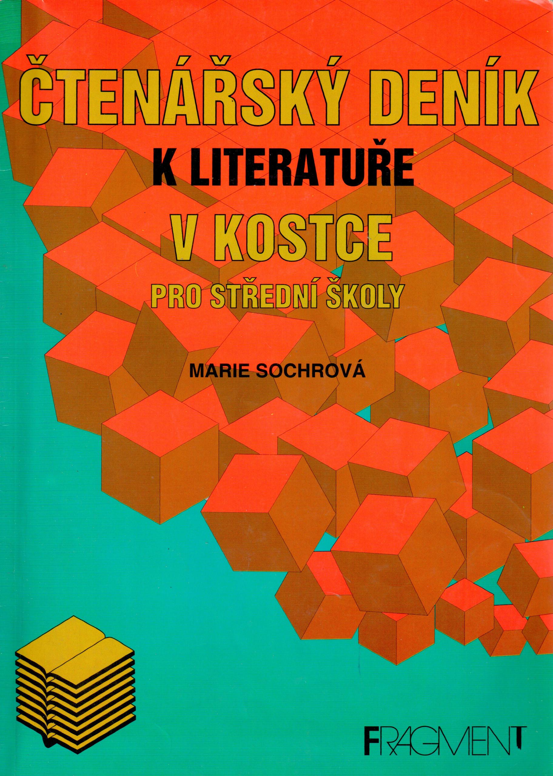 Čtenářský deník k literatuře v kostce - Náhled učebnice