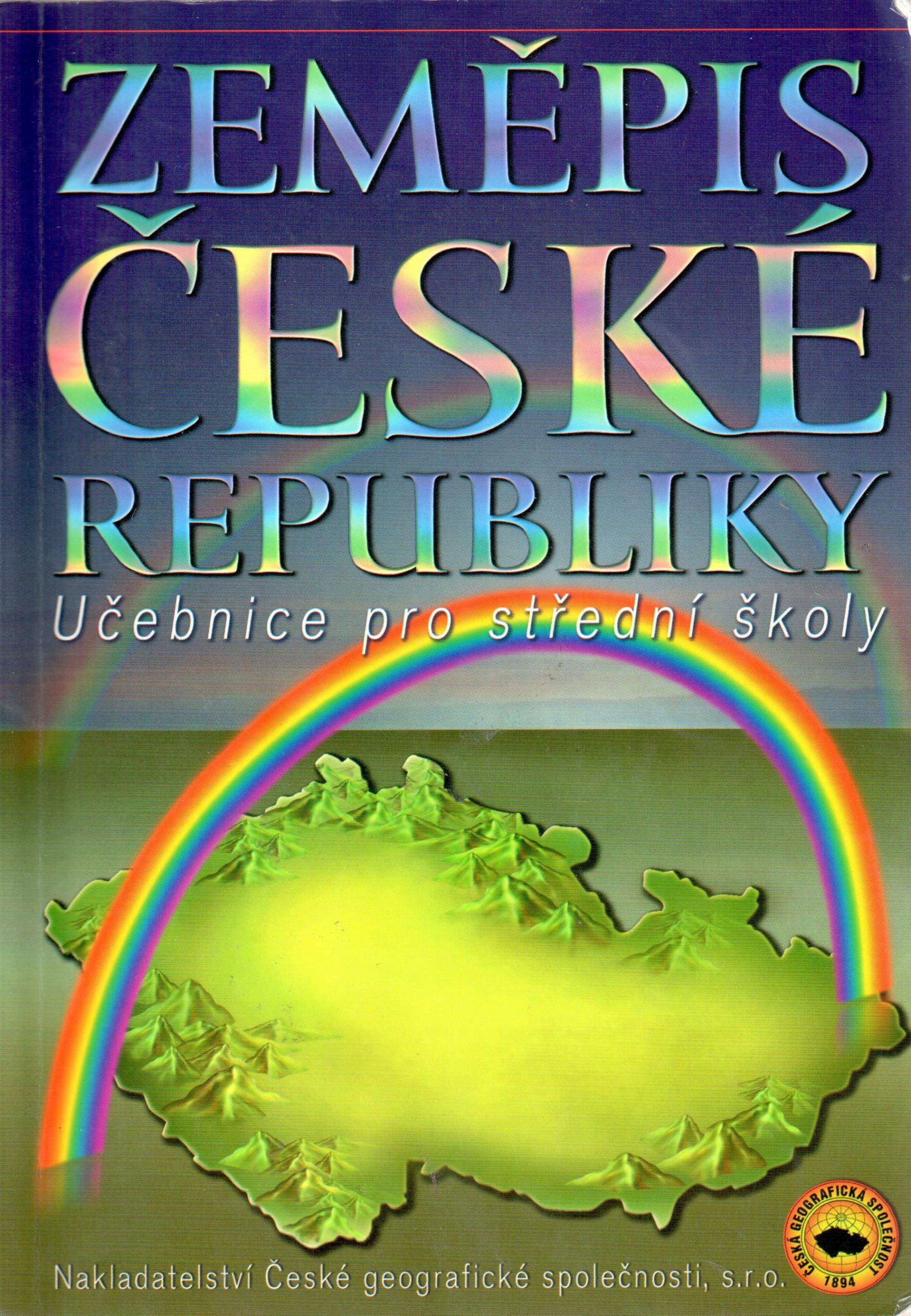 Zeměpis České republiky - Náhled učebnice