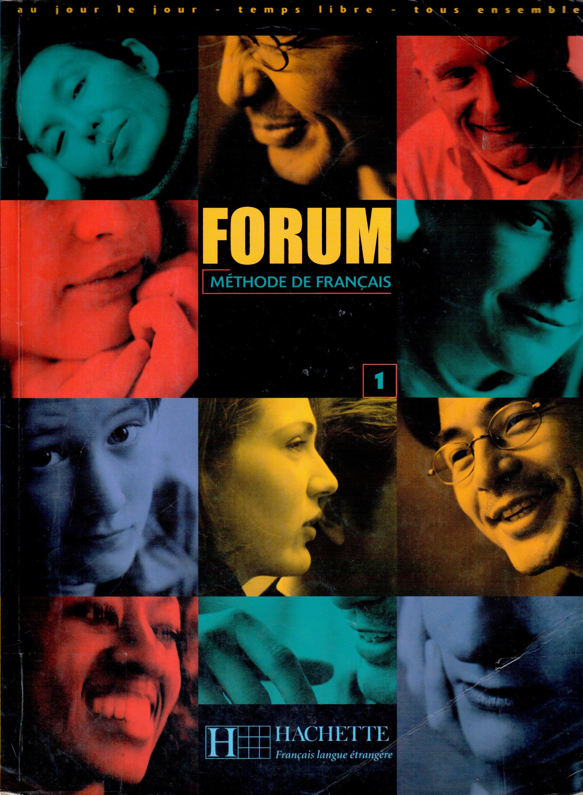 Forum 1 (učebnice) - Náhled učebnice