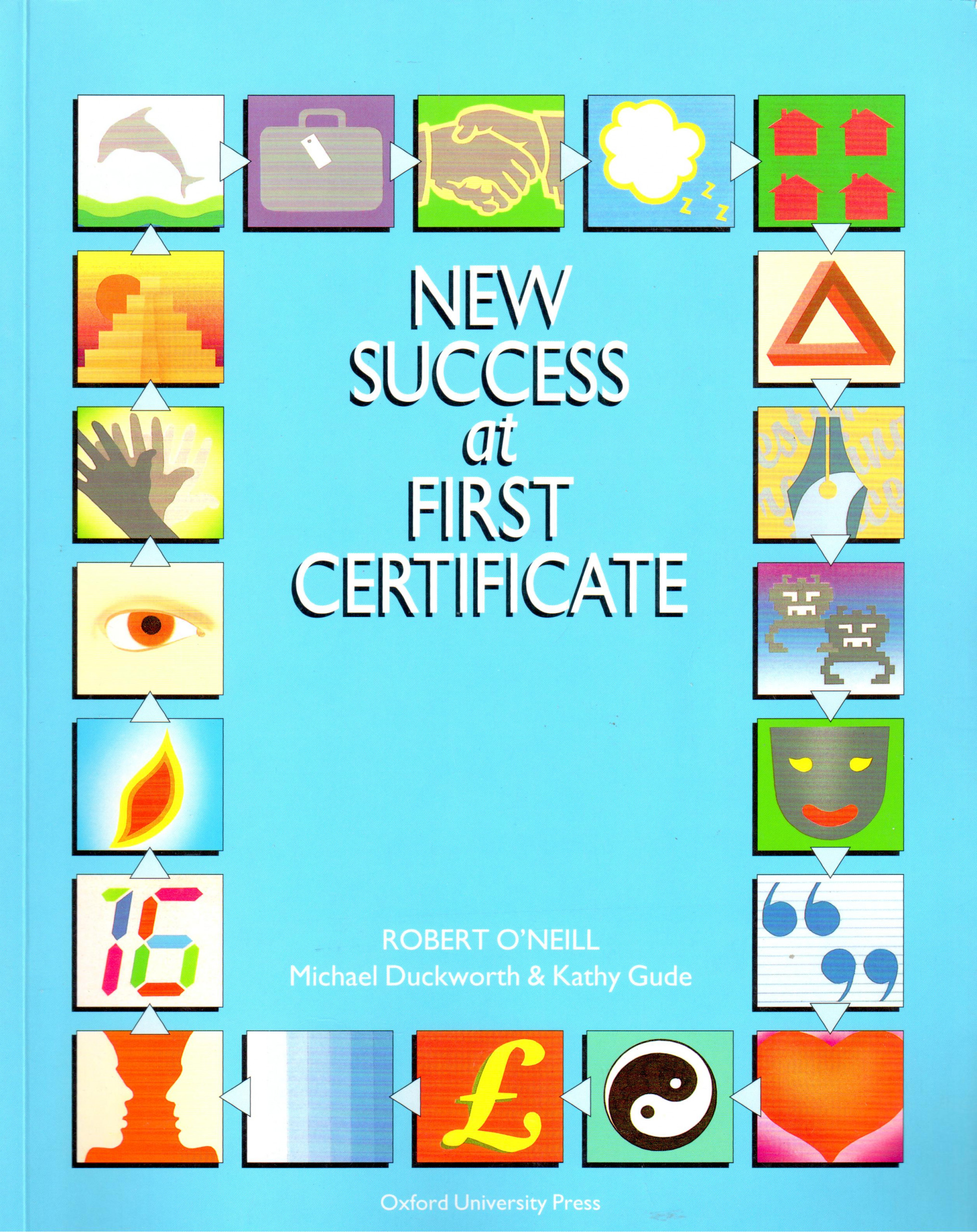 New Success at First Certificate - Náhled učebnice