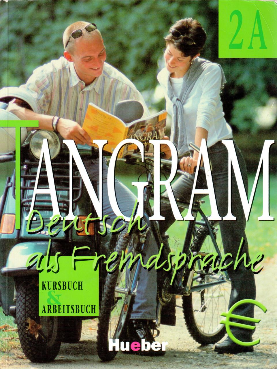 Tangram 2A: Kursbuch und Arbeitsbuch
