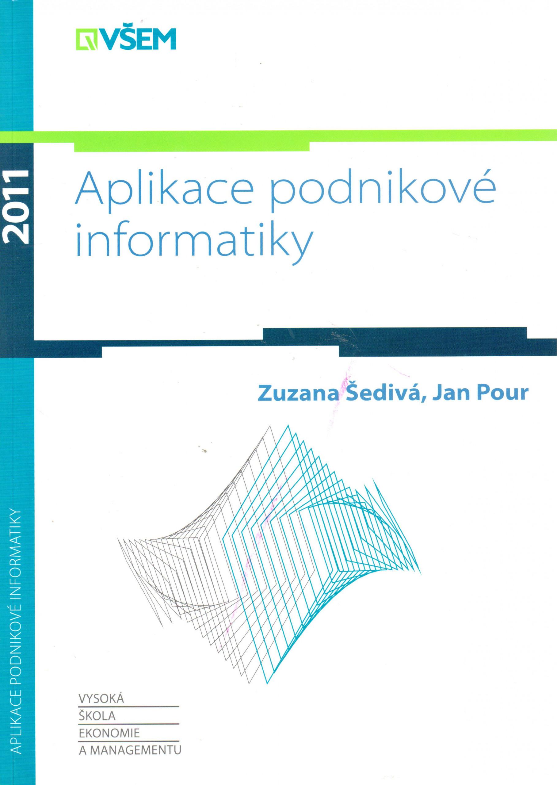 Aplikace podnikové informatiky - Náhled učebnice