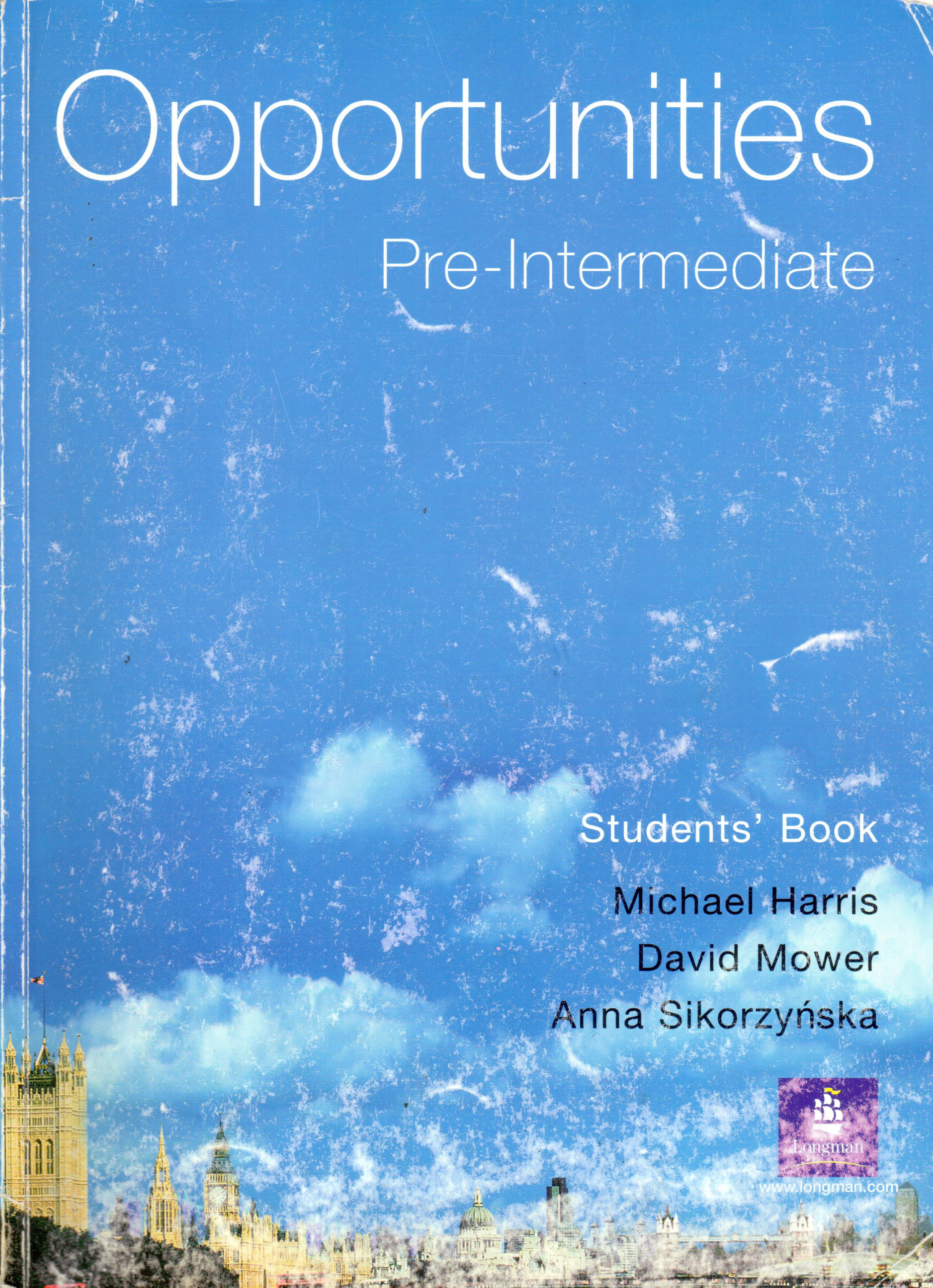 Opportunities: Pre-intermediate Student's Book - Náhled učebnice
