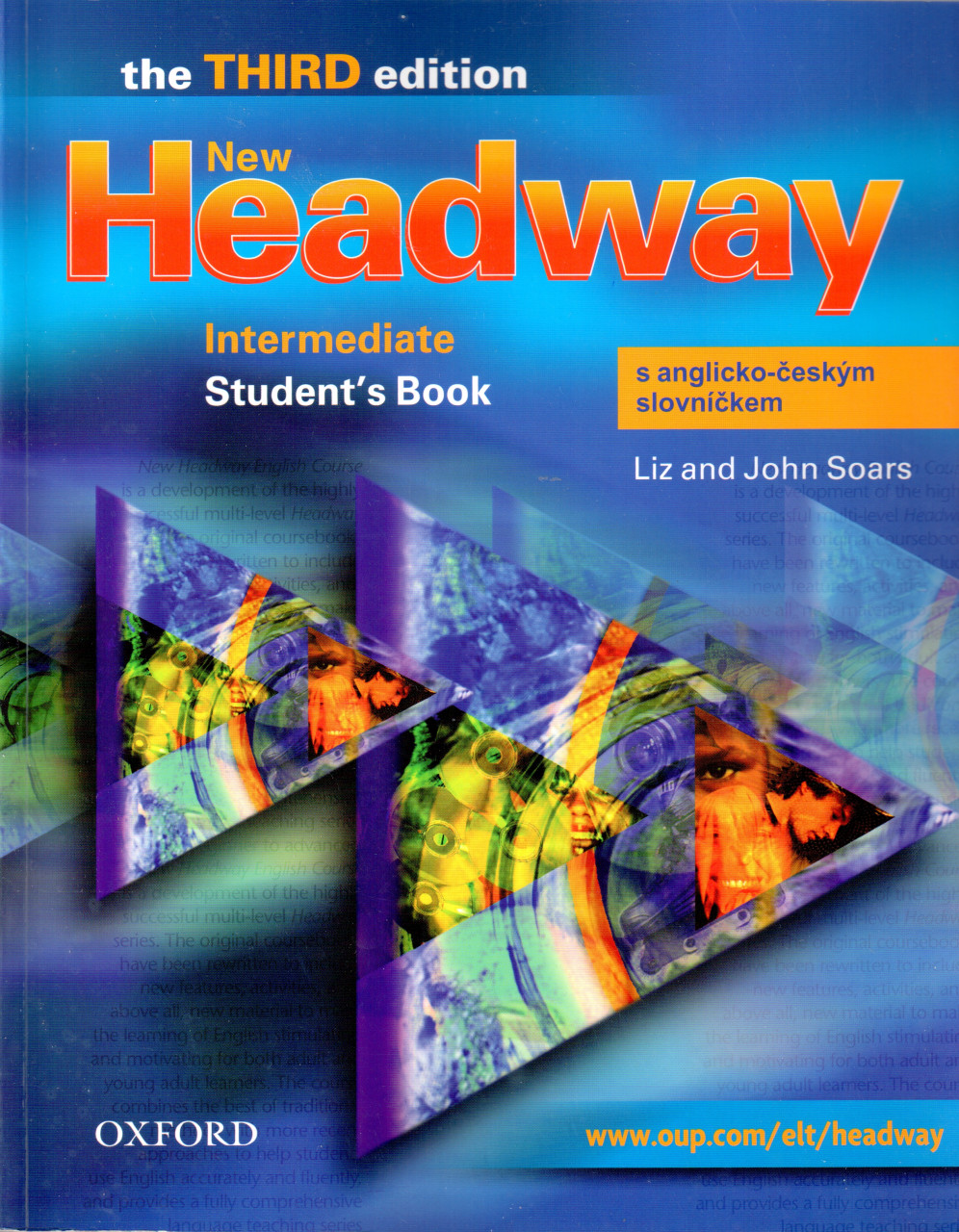 New Headway : Intermediate Student's Book (3rd edition)