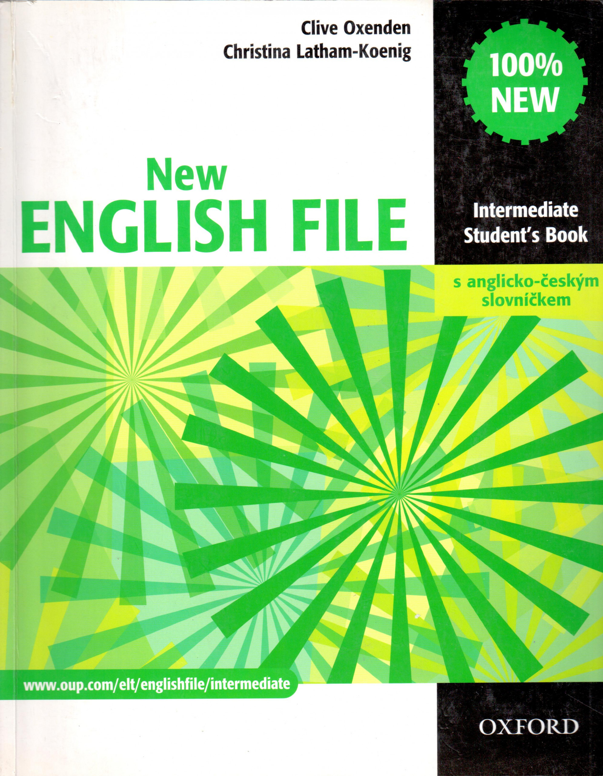 New English File: Intermediate Student's Book - Náhled učebnice