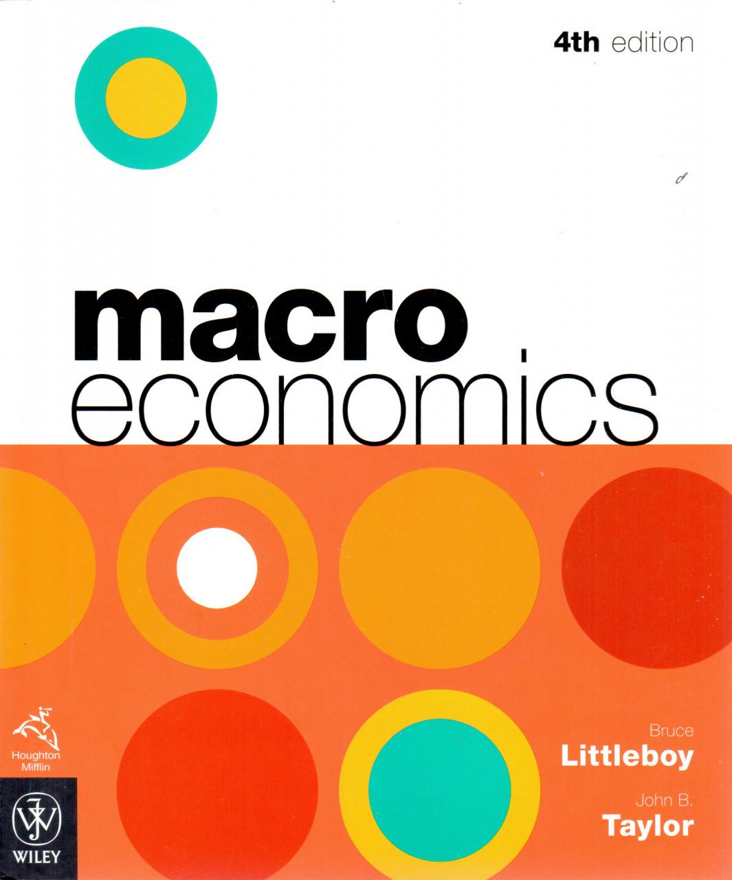 Macroeconomics (4. vydání)