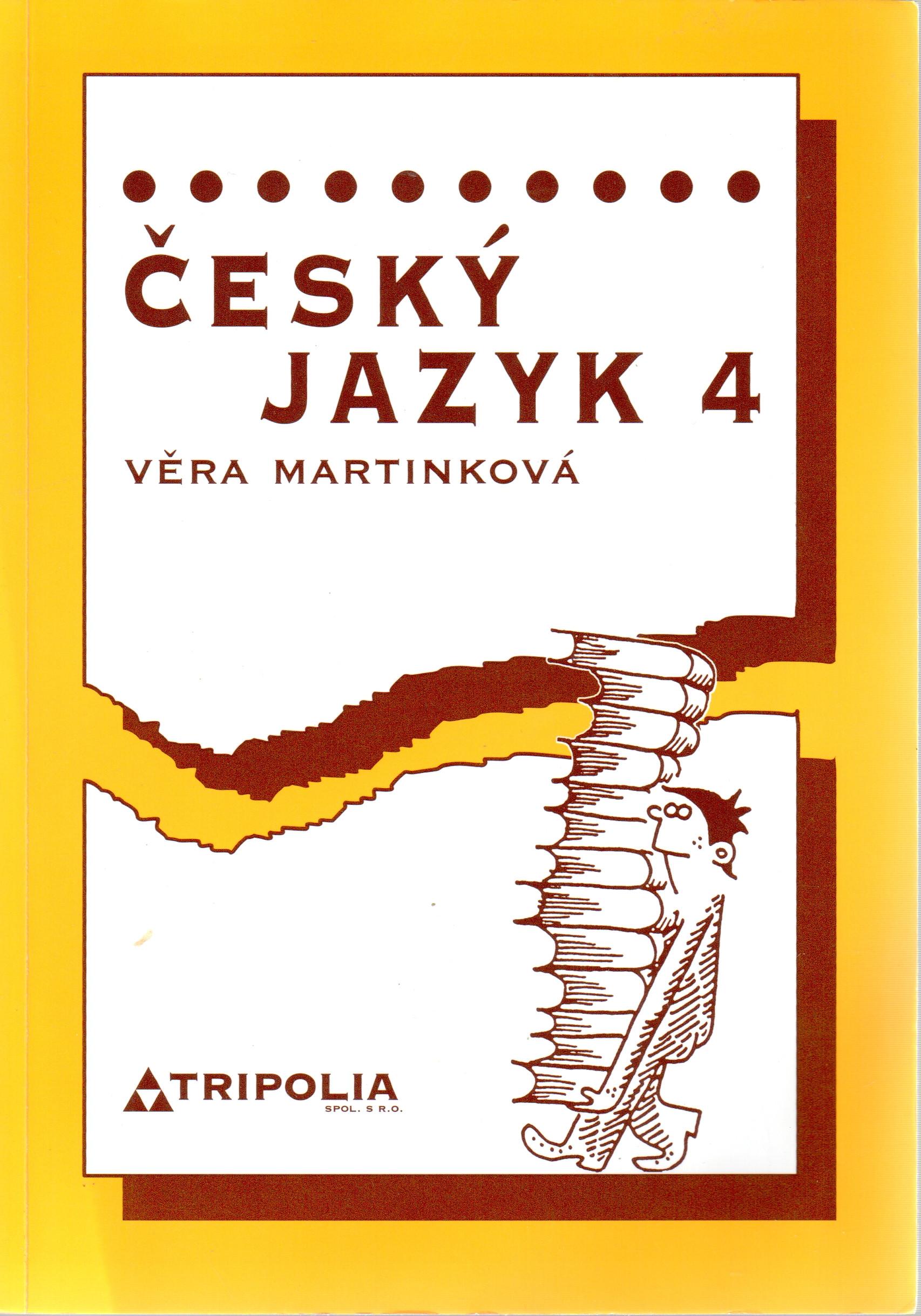 Český jazyk 4 pro 4. ročník středních škol - Náhled učebnice