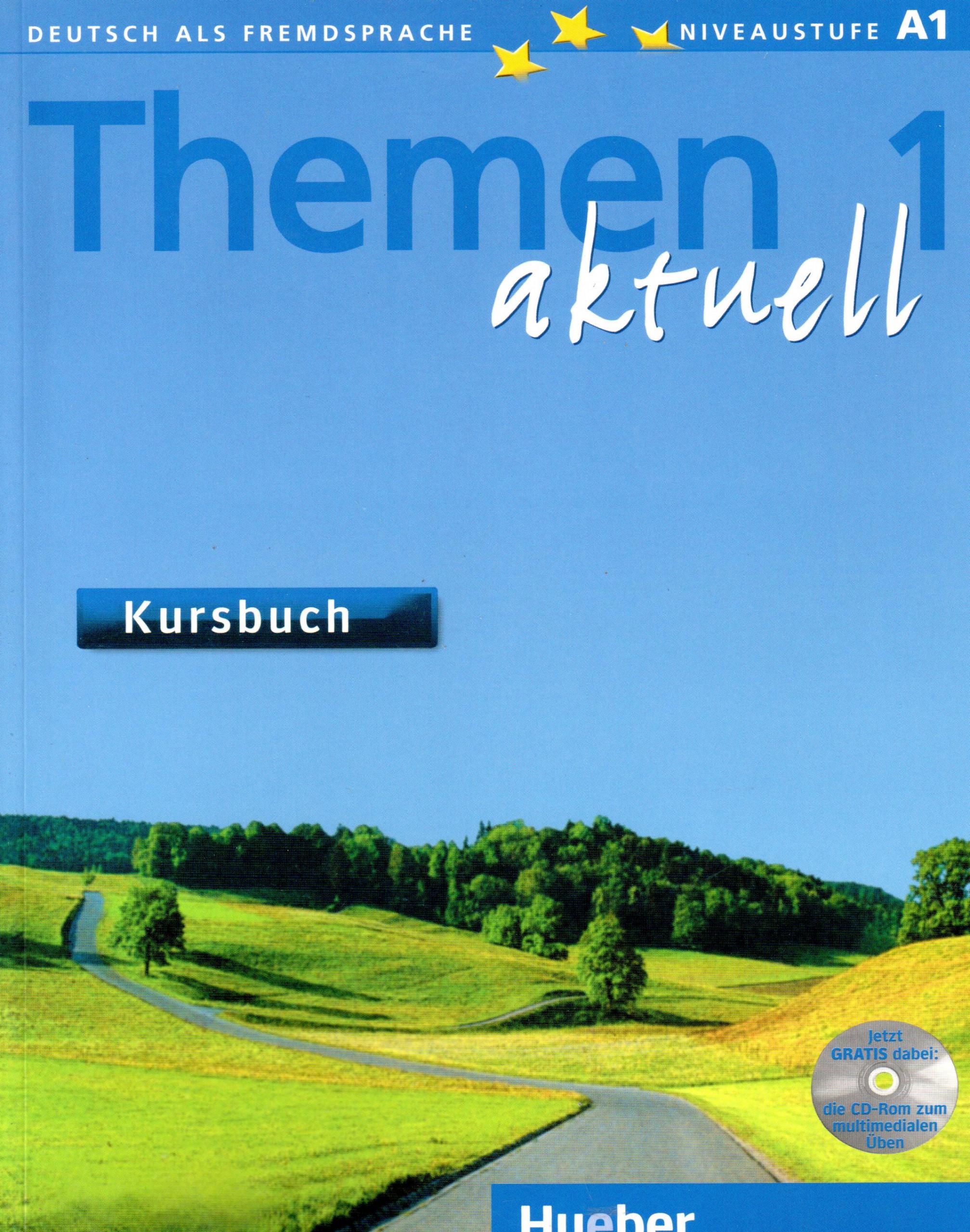 Themen aktuell 1 : Kursbuch (+CDrom) - Náhled učebnice