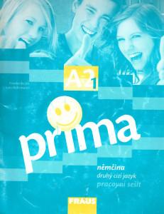 Prima A2: Díl 3 (pracovní sešit)