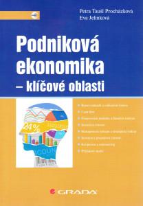 Podniková ekonomika - klíčové oblasti