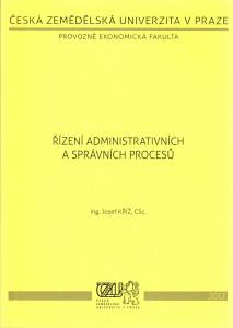 Řízení administrativních a správních procesů