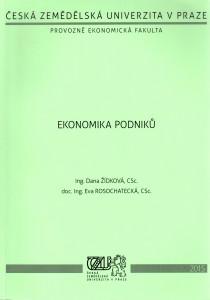 Ekonomika podniků