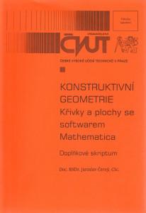 Konstruktivní geometrie se softwarem Mathematica