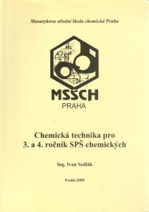 Chemická technika pro 3. a 4. ročník SPŠ chemických MSŠCH