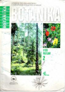 Botanika 2: Vyšší rostliny