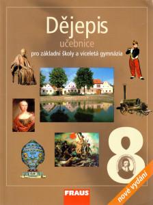 Dějepis 8 pro ZŠ a VG - Učebnice