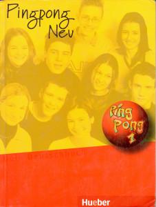 Pingpong neu 1: Lehrbuch