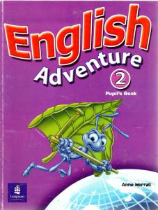 English adventure 2 pupil's book