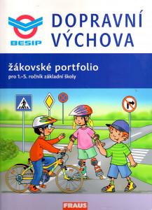 Dopravní výchova 1. stupeň ZŠ - portfolio - desky