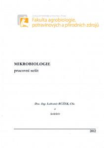 Pracovní sešit z mikrobiologie