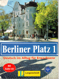 Berliner Platz 1: Lehrbuch und Arbeitsbuch (učebnice s pracovním sešitem)