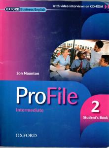 ProFile 2, Intermediate Student's Book
