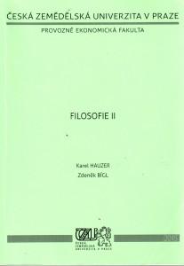 Filosofie II