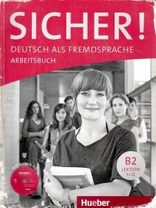 Sicher! Deutsch als Fremdsprache - Arbeitsbuch Lektion 1-12