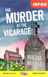 The Murder at the Vicarage - Vražda na faře/ dvojjazyčná kniha