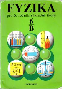 Fyzika pro 6. ročník základní školy (1989)