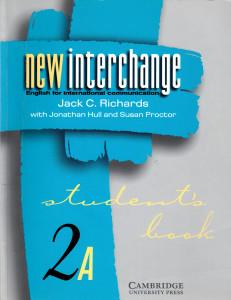 New Interchange: 2A Student's Book