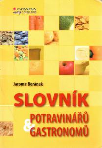 Slovník potravinářů a gastronomů