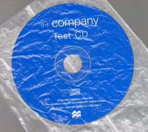 In Company: Test CD