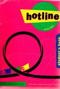Hotline, Starter. Student's Book