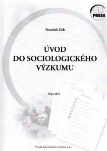 Úvod do sociologického výzkumu