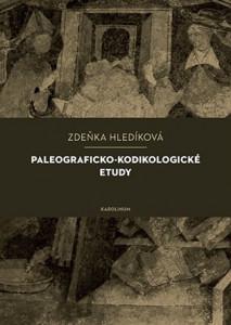 Paleograficko-kodikologické etudy