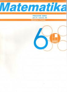 Matematika pracovni sesit 6. Rocnik