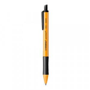 Pero kuličkové STABILO pointball černé