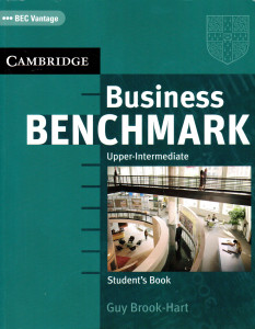 Business Benchmark Upper Intermediate Student's Book BEC Edition