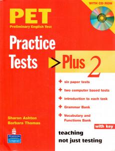 PET, Preliminary English Test : Practice Tests Plus 2