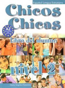 Chicos Chicas 2 (učebnice)