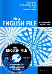 New English File Pre-In. TB