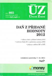 ÚZ č. 865: Daň z přidané hodnoty 2011